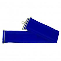 elastik gjord blå