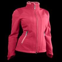 Softshell jakke rød
