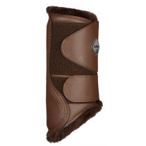 Fleece line boot brun LeMieux
