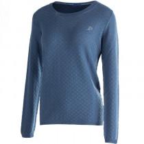 Sweater med v hals Nafra Anna Scarpati