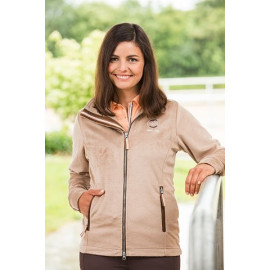 Fleece trøje Jennifer Covalliero