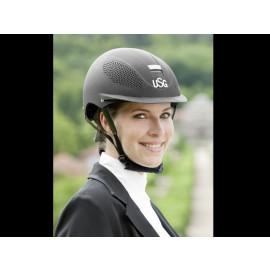 """USG Ridehjelm """"comfort training"""" VG 1 godkendt"""