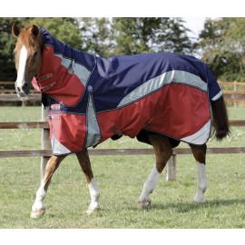 Dækken Nardus Stratus 0 gram Premier Equine med hals