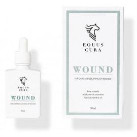 Wound equus Cura