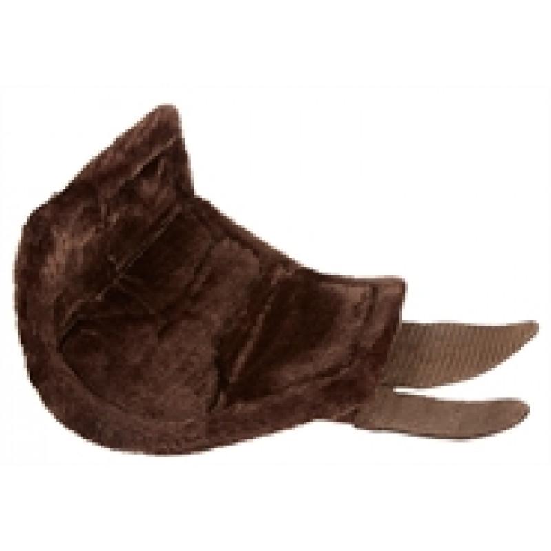 Fleece line boot brun LeMieux