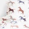 Sengesæt med heste